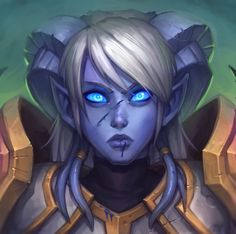 Yrel by Zeon-in-a-tree on DeviantArt