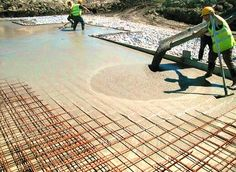 25 Types Of Concrete Used In Construction Work - Daily Civil Types Of Concrete, Mix Concrete, Precast Concrete, Concrete Structure, Reinforced Concrete, Civil Engineering Construction, Construction Worker, Construction Materials, Asbestos Tile