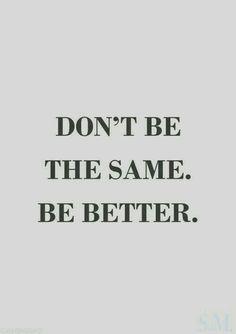 Better!