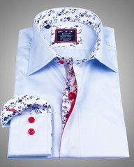 1000 images about men 39 s french cuff dress shirts on for Mens dress shirts with contrasting collars and cuffs