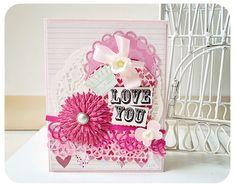 Love you card- so cute!