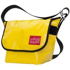 Enjoy exclusive for Manhattan Portage Vinyl Vintage Messenger Bag (Small) online - Topfavortrendy Small Luggage, Travel Luggage, Luggage Bags, Tote Bags, Vintage Bags, Vintage Handbags, Large Bags, Small Bags, Waterproof Messenger Bag