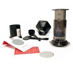 Best equipment for barista always a better drink Great gift for expresso and pour over lovers Complement for coffeemaker aeropress from aerobie AeroPress NoteBook 13cmx21cm Hardcover Create a coffee recipes book How to craft best cup of coffee