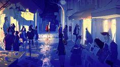Para muchos la noche es la calle...Pascal Campion
