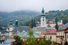 Travel guide to the town of Banska Stiavnica, Slovakia and the the Pohronie Region. Includes the Banská Štiavnica UNESCO World Heritage Site Carpathian Mountains, Tourist Information, Seven Wonders, Fortification, Eastern Europe, Historical Sites, World Heritage Sites, Serenity, Paris Skyline