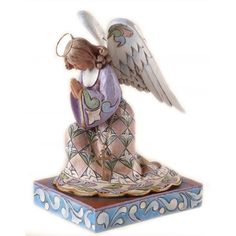 jim shore angel