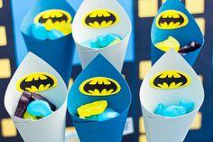 Fiesta infantil superheroes batman                              …