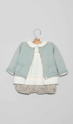 Conjuntos para bebé en la Tienda Online Nícoli Nicoli L1602024-bb Bebe