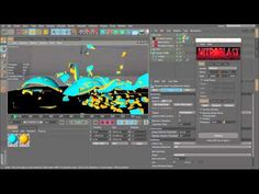 How to use Spline Dynamics in Cinema 4D (A Cinema 4D Tutorial) - YouTube
