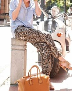 Leopard Outfit Inspirations | The Michel Look