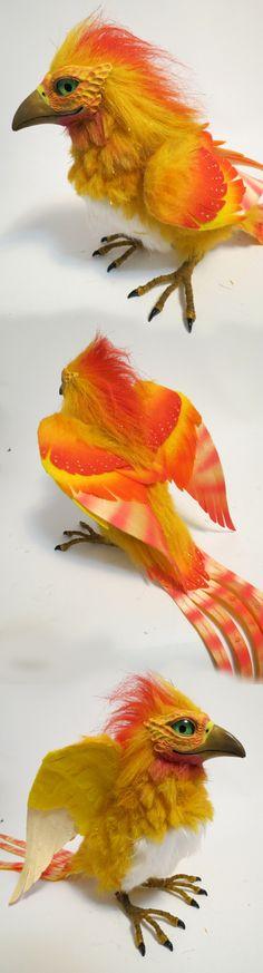 Phoenix by kimrhodes.deviantart.com on @deviantART