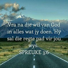 Spreuke God is groot. Niks is onmoontlik vir Hom nie. Bible Verses Quotes, Bible Scriptures, I Love You God, Afrikaanse Quotes, The Secret Book, Bible Prayers, Prayer Book, Trust God, Christian Quotes