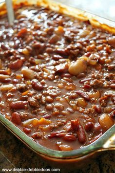 Best baked beans recipe