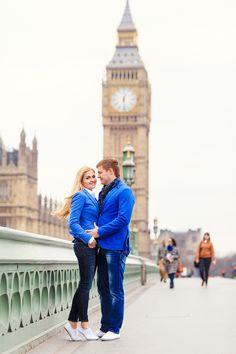 London, Engagement, love story photo shoot, pre wedding, Big Ben, Tower Bridge , Westminster
