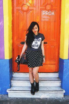 Look de Bruna Vieira, do blog Depois dos Quinze.