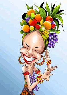 Carmen Miranda #gif