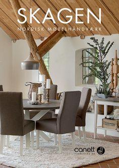 Canett furniture interior skagen catalog
