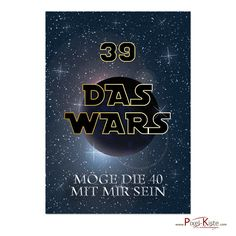 #Einladungskarte #Geburtstag #Birthday #DASWARS