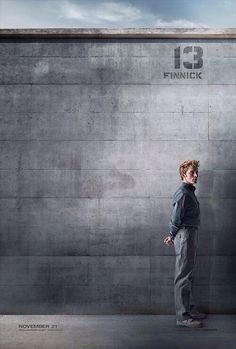 Finnick Oh my gosh, when he *SPOILERS* dies I don't know what to do with my life.