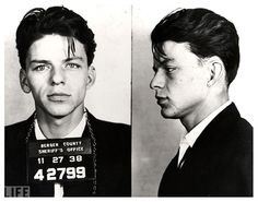 Remember that time Frank Sinatra was arrested?