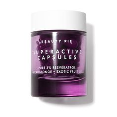 Superactive Capsules Pure 3% Resveratrol | Beauty Pie