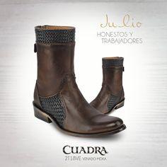 98f0ae5ca4 Bienvenido  Julio con mis  botas  CUADRA  Boots  FashionStyle Botas Cuadra  Hombre