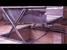 Parrillas Luis donoso - YouTube Welding Classes, Welding Jobs, Diy Welding, Metal Welding, Welding Projects, Diy Projects, Welding Ideas, Brick Bbq, Safe Schools