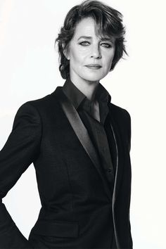 68-Year-Old Charlotte Rampling Stars in NARS Ad