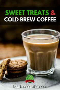 Are you sick of your usual break-time snacks? This article has four fabulous foods tailored to a cold-brew coffee break Food N, Food And Drink, Fun Food, Cold Brew Coffee Recipe, Nitro Cold Brew, Coffee Dessert, Coffee Drinks, Coffee Blog, Fabulous Foods