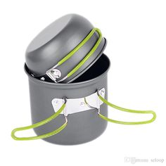 szloop providing various  outdoor sport traveling camping hiking portable cooking aluminum alloy non-stick pots pans folding bowls cookware set wholesale 2504032 for you. The buy tent, camping clothes and kelty camp kitchen are of high quality and convenient to carry.