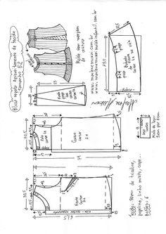 Blusa regata aproveitamento de tecido | DIY - molde, corte e costura - Marlene Mukai