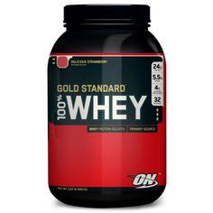 100% Whey Gold Standard 2lb - Золотой стандарт протеинов. Спортивное питание FitKing.ru