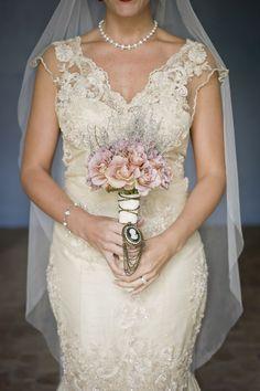 Downton Abbey Wedding Inspiration | SouthBound Bride