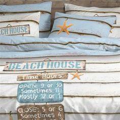 Cinderella Beach House dekbedovertrek #new #bedding