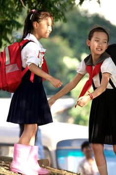In North Korea, the average age to stop going to school is 11-15 to start work.  #Education #NorthKorea