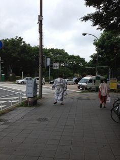 お相撲さん^^  大きいよね^^