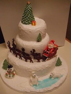 The Paupers Kitchen: The Christmas Cake