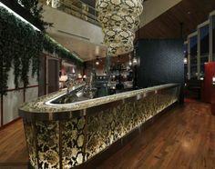 #Parquet en #Restaurantes #Decor #Interiordesign #Mataro #Barcelona www.decorgreen.es Hacienda del Cielo-Tokio