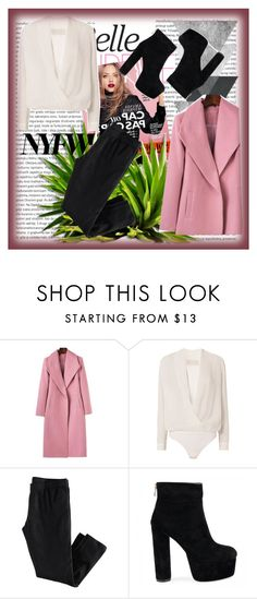 """DIA DE TRABAJO #3"" by marii-96-1 ❤ liked on Polyvore featuring Oris, Michelle Mason and H&M"