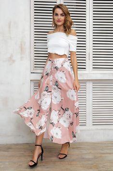 dab5e7b4b0 Tassel floral print long skirt women Button tie up beach maxi skirt 20 –  Trending Accessories