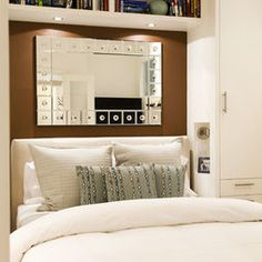 Beds For Small Bedrooms 10 brilliant storage tricks for a small bedroom | bed storage