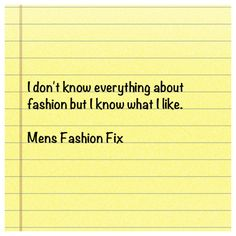 One of my own #fashion #quote #knowledge #mensfashionfix #quotes #like #instaquote #inspiration #sydney #australia