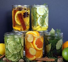 DIY Home Air Fresheners! This Is An Awesome Idea!