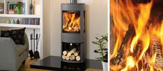 Dovre Astroline 4CB Multi-Fuel & Wood Burning Stoves - Dovre Stoves & Fires