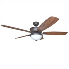 Hunter regalia 60 in new bronze indoor downrod or close mount 12 volt ceiling fan light mozeypictures Images