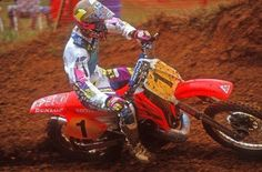 Jmb # Jean Michel Bayle # motocross # 1