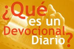 newgen   ¿Qué es un Devocional Diario?