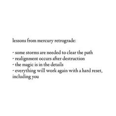 We are officially wrapping up lessons of retrograde 💜What have you learned? Where have you expanded? What Lessons are you ready to carry with you? May the old fall away and you enjoy this cosmic realignment. Spiritual Beliefs, Spiritual Practices, Spiritual Awakening, Spirituality, Magic Quotes, Life Quotes, Poem Quotes, Mercury Direct, Kundalini Meditation