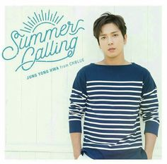 Yonghwa  solo album. Summer calling