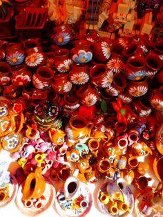 Juguetes para recibir a los niños en día de muertos, San Andrés Mixquic DF